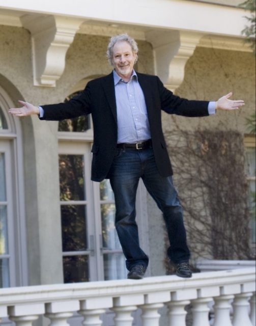 Bill Harrison master architect