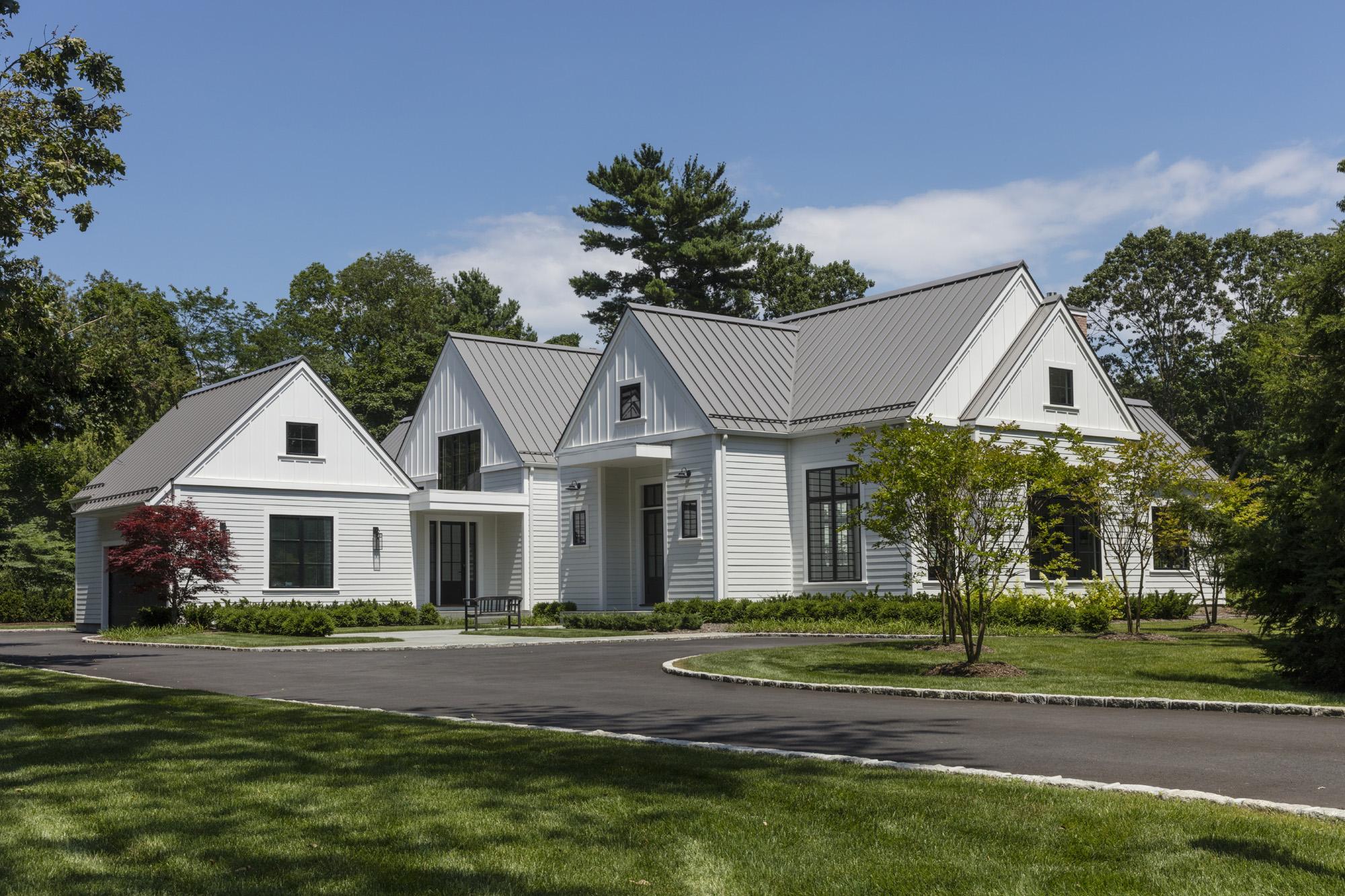 Modern Farmhouse Design Architecture New York