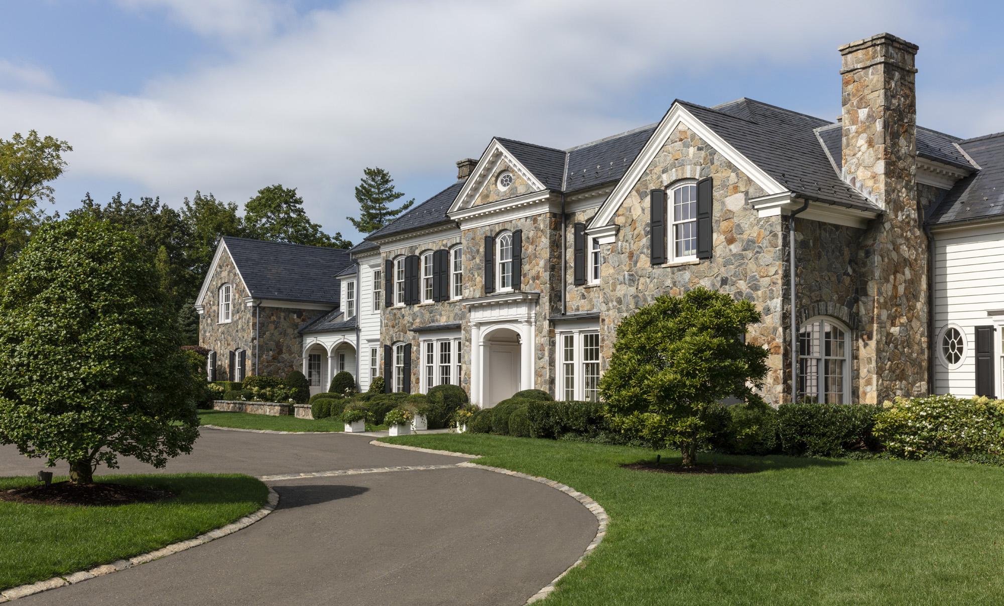 Classic American Colonial Interior Design